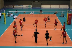 Volleyball-Turnier-Infrastruktur-Location-BBC-Arena-Schaffhausen-Schweiz