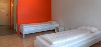 Group accommodation BBC Arena - Schaffhausen Switzerland