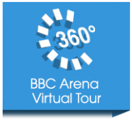 Virtual tour BBC Arena - Schaffhausen Switzerland